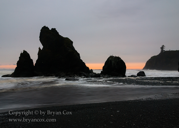 Image of Ruby Beach