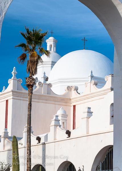 Image of Mission San Xavier del Bac