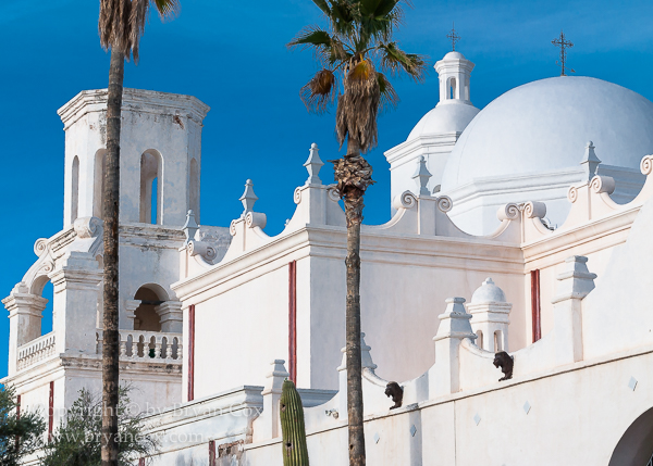 Image of Mission San Xavier del Bac
