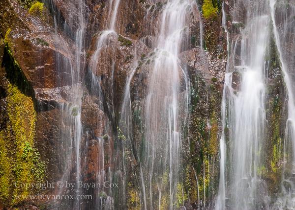 Image of Detail, Panther Creek Falls