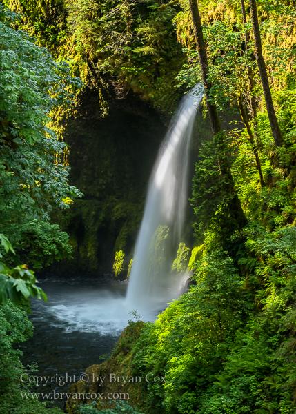Image of Metlako Falls